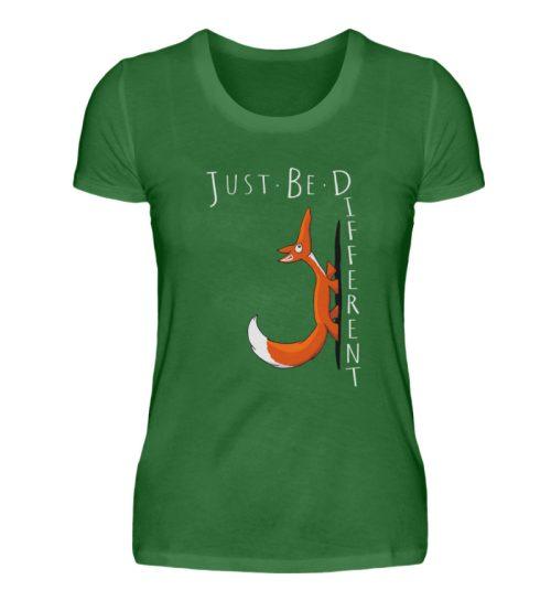 Just Be Different | Sei Anders, kleiner Fuchs - Damen Premiumshirt-30