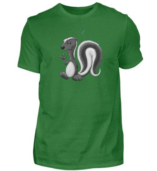 Lustig stinkiges Stinktier - Herren Shirt-718