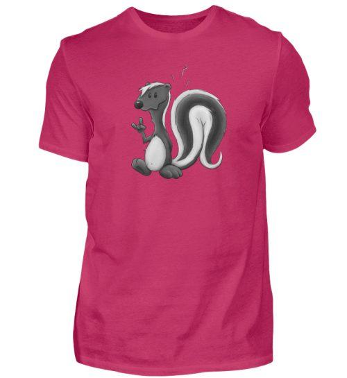Lustig stinkiges Stinktier - Herren Shirt-1216