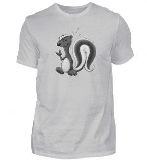 Lustig stinkiges Stinktier - Herren Shirt-1157