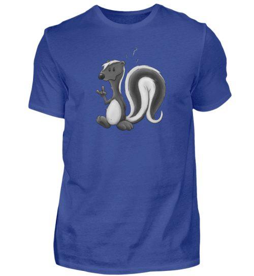 Lustig stinkiges Stinktier - Herren Shirt-668