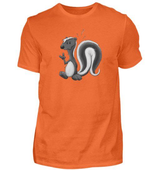 Lustig stinkiges Stinktier - Herren Shirt-1692