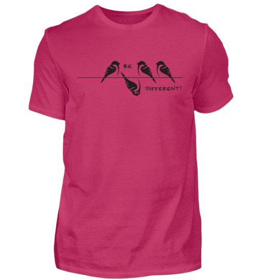 Sei anders, Kleiner Spatz - Herren Shirt-1216