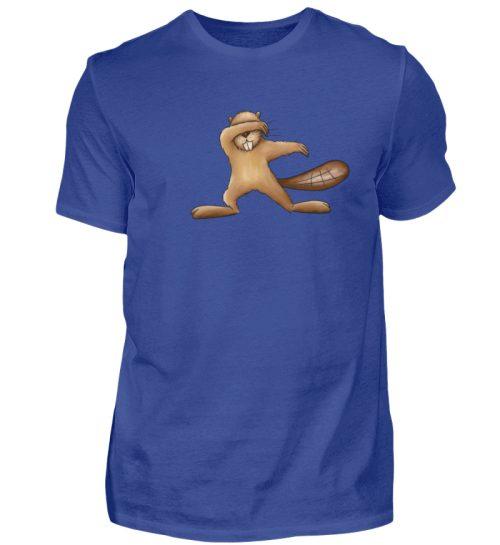 Lustiger dabbender Biber - Herren Shirt-668